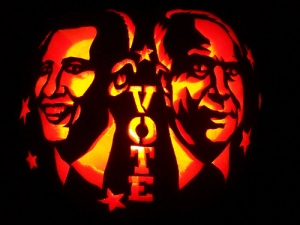 election-pumpkin
